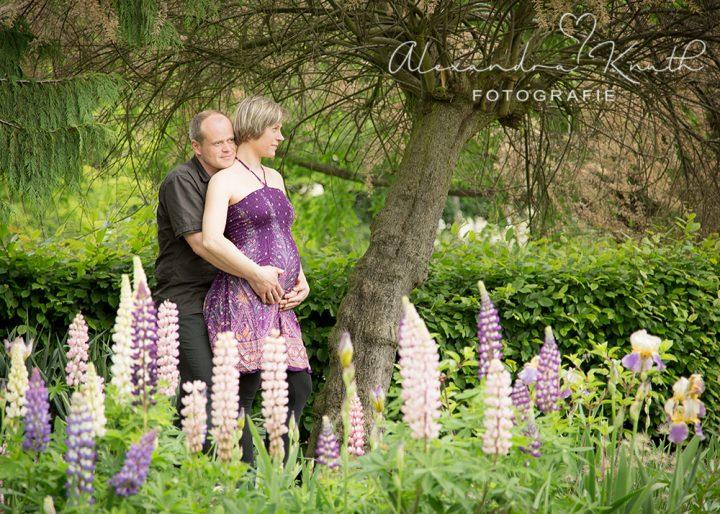 Yvonne & Clemens – Schwangerschaftsfotos