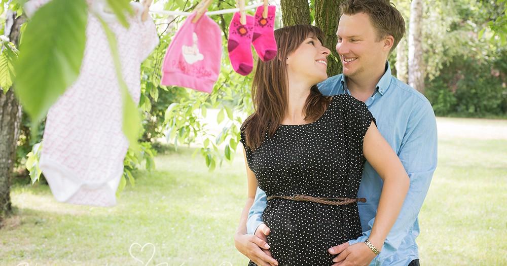 Jenny & Maik – Schwangerschaftsfotos