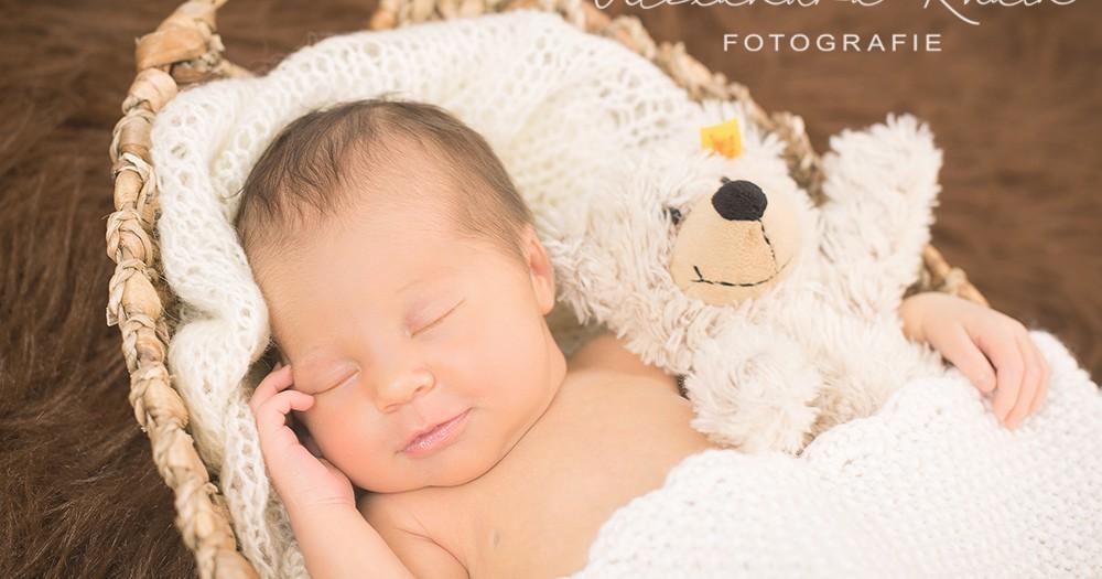 Willkommen im Leben, Sofie! Neugeborenenfotos