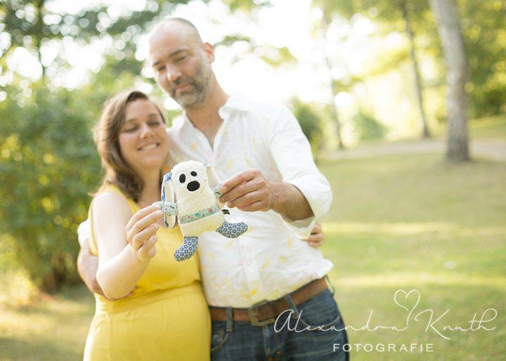 Kathrin & David - Schwangerschaftsfotos